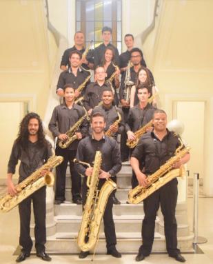 orquestra de sax
