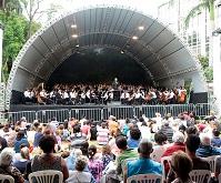 concertos no parque