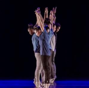 grupo jovem de danca