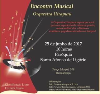 orquestra uirapuru