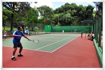 tenis parque municipal