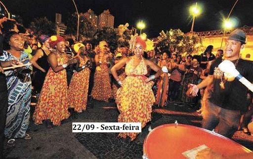 samba da meia noite