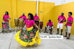 samba de terreiro