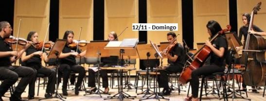 grupo de camara orquestra jovem sesiminas