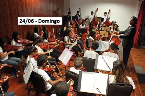 orquestra jovem do sesc