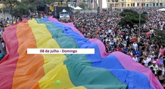 Parada lgbt bh2018