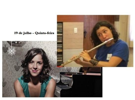 piano e flauta