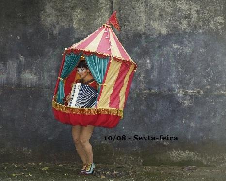 sanfonastica mulher lona
